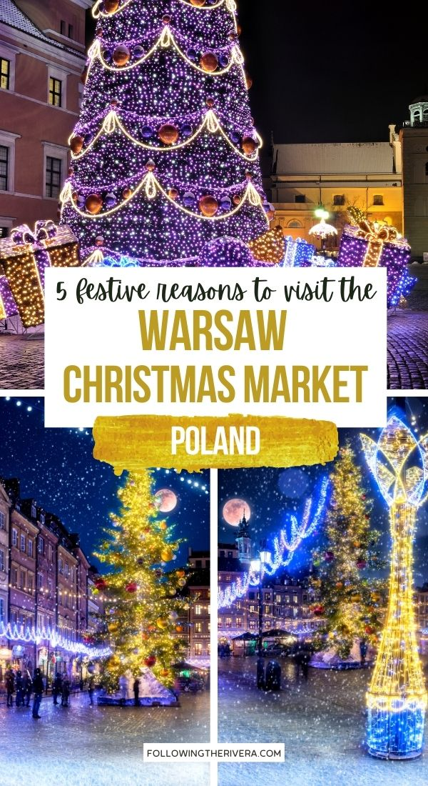 Photos of Christmas in Warsaw - Warsaw Christmas market