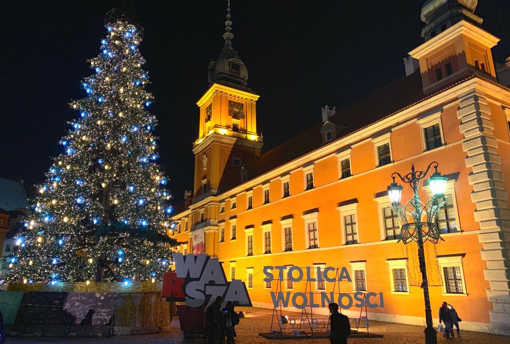 What is the Warsaw Christmas market like?