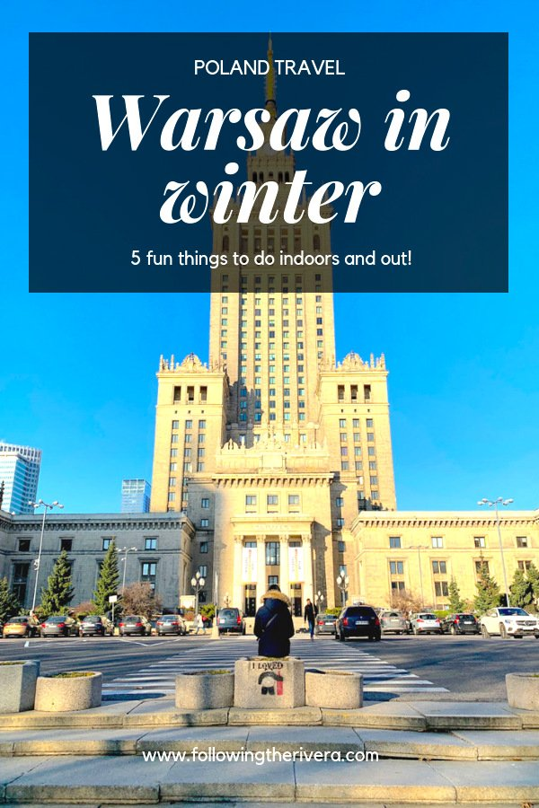 5 fun things to do in Warsaw in winter 10