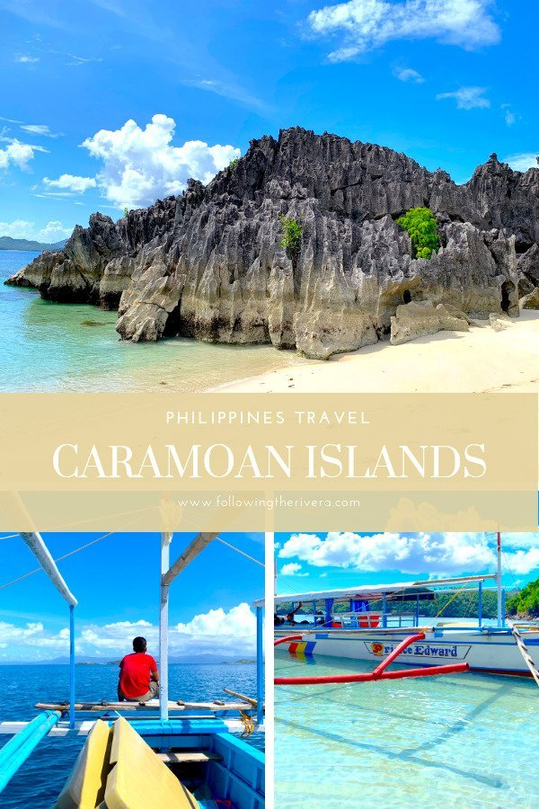 5 reasons to visit the Caramoan Islands + map! 8