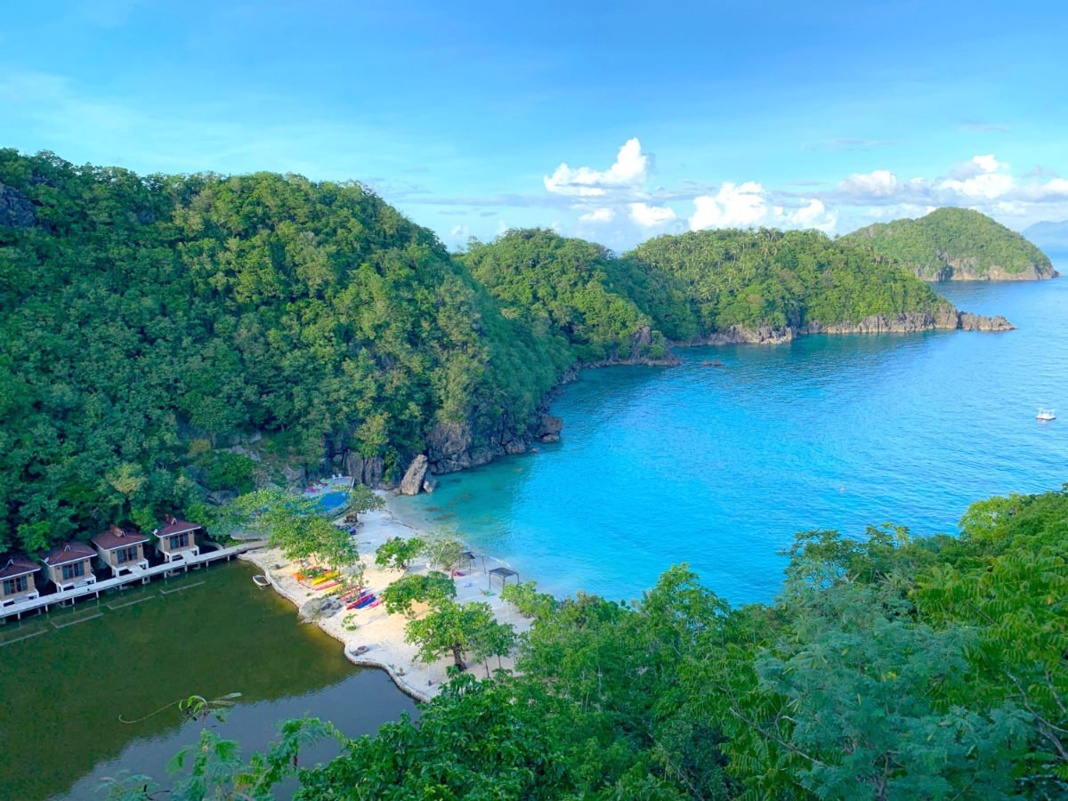 Caramoan resorts - Tugawe Cove Resort