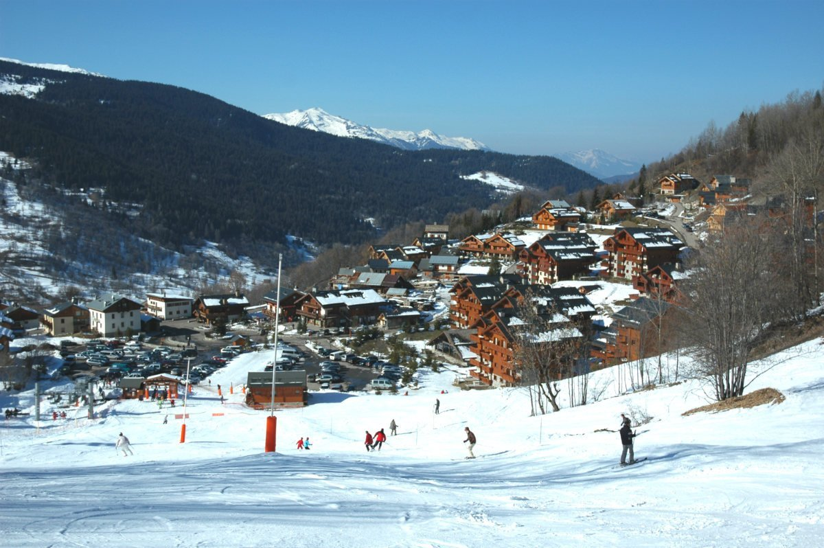 Meribel skiing holiday 1
