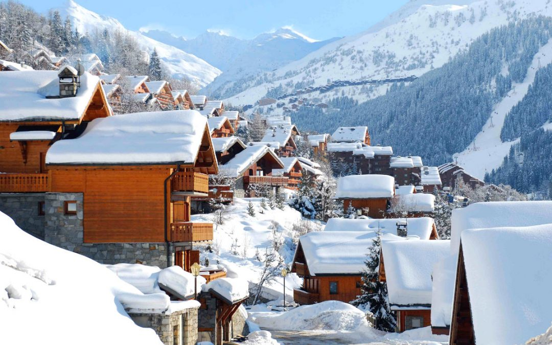 5 reasons to choose Meribel for your skiing holiday
