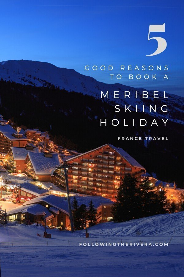 5 reasons to choose Meribel for your skiing holiday 9