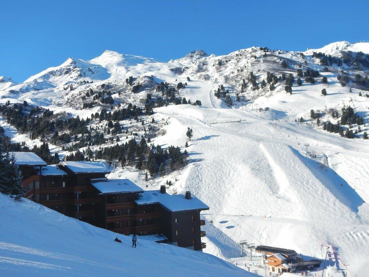 Meribel skiing holiday 2