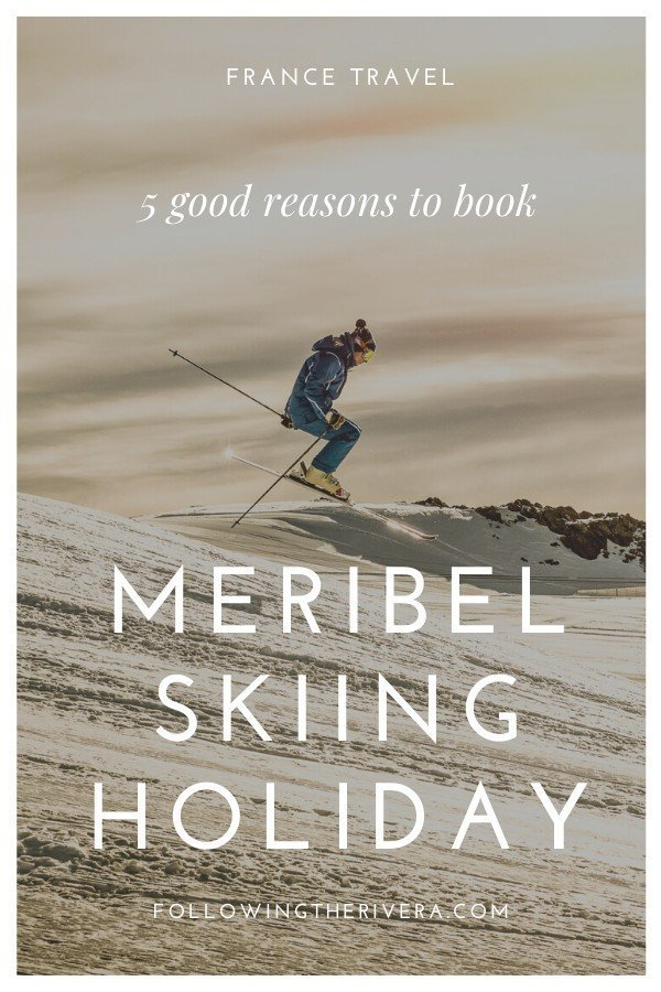5 reasons to choose Meribel for your skiing holiday 7