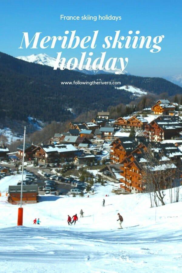 Meribel skiing holiday 9