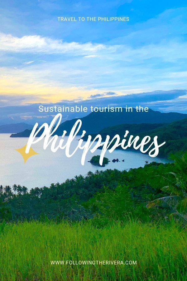 How to practice sustainable tourism in the Philippines 14