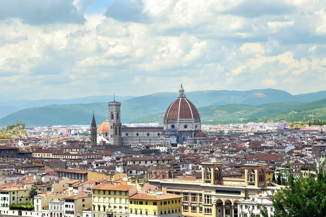 Best way to learn Italian - Florence city