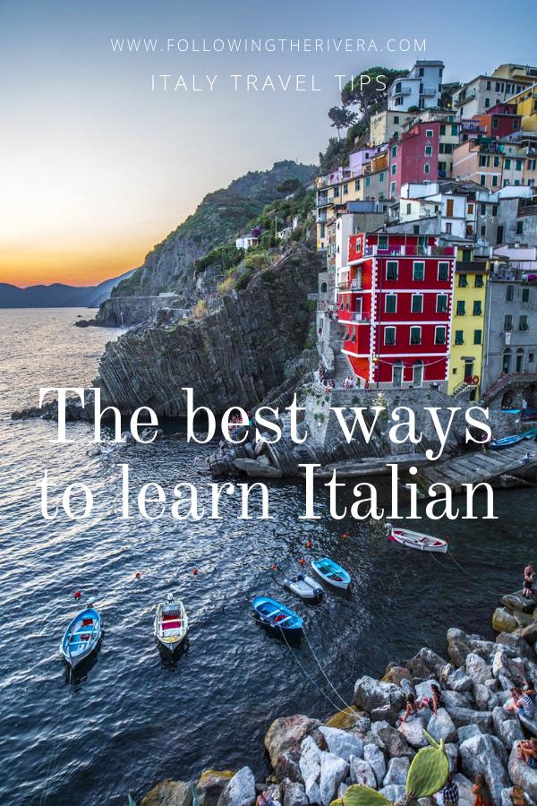 5 best ways to learn Italian 9