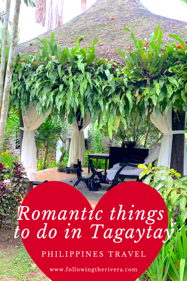Romantic things to do in Tagaytay 14