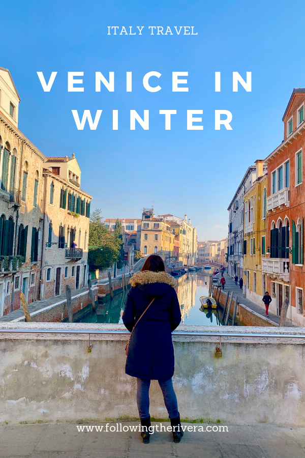 Venice in winter — 5 good reasons to travel during the colder months 11