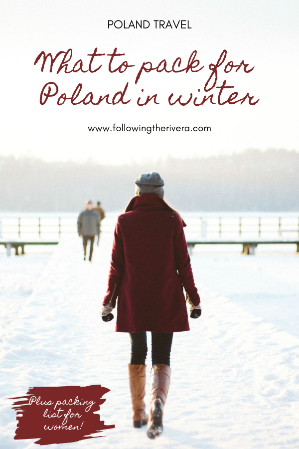 What to pack for Poland in winter 8