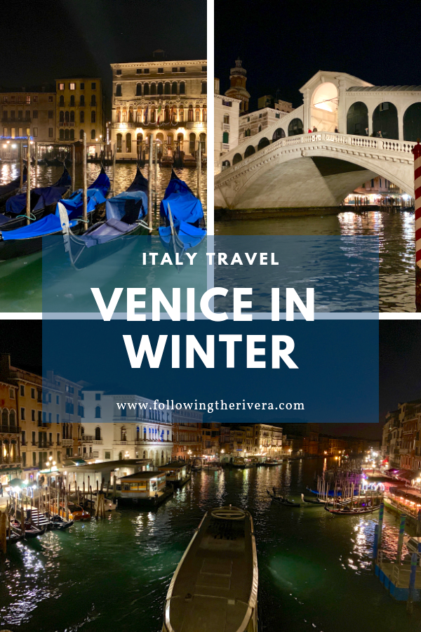 Venice in winter — 5 good reasons to travel during the colder months 13