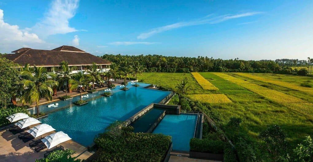 Luxury hotels in Goa 2