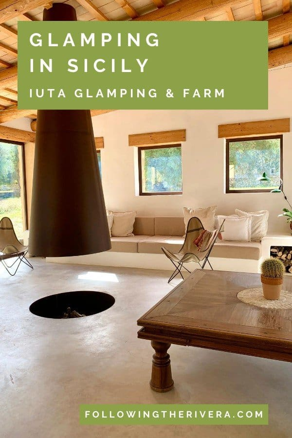Glamping in Sicily at IUTA Glamping & Farm 9