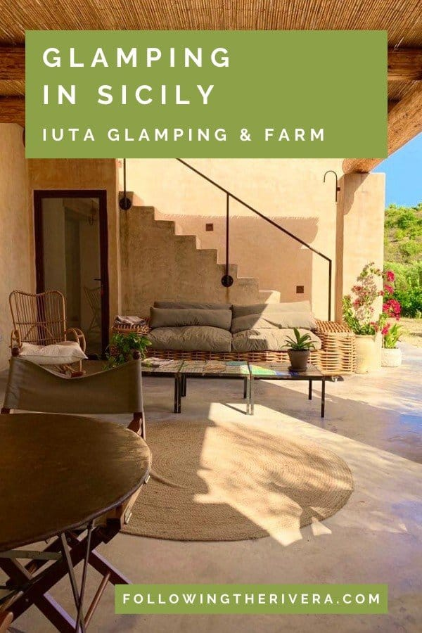 Glamping in Sicily at IUTA Glamping & Farm 10