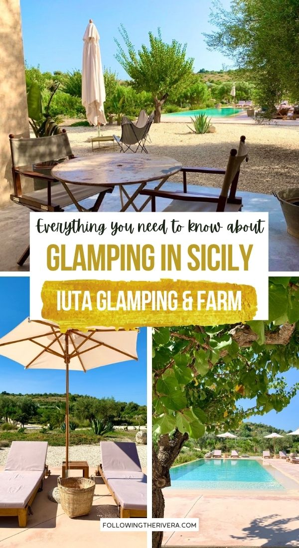 IUTA Glamping & Farm - glamping in Sicily