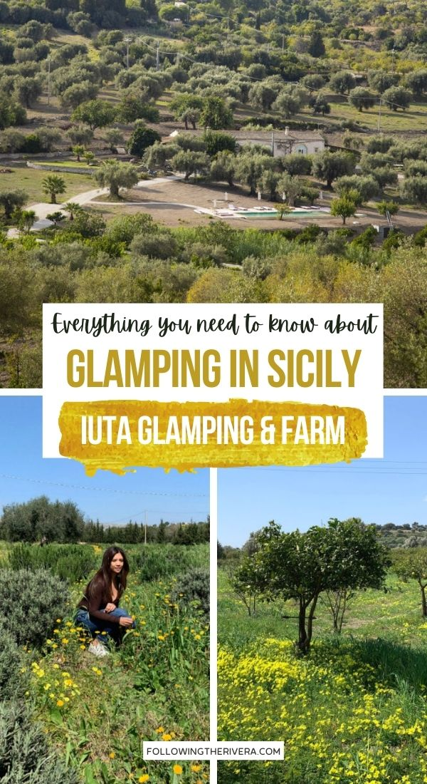 IUTA Glamping & Farm land - glamping in Sicily