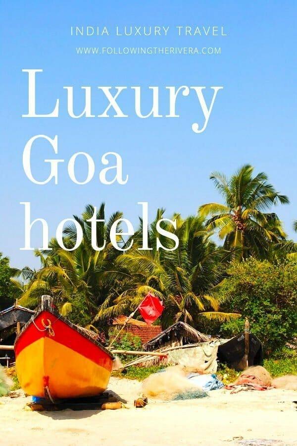 Luxury hotels in Goa 8