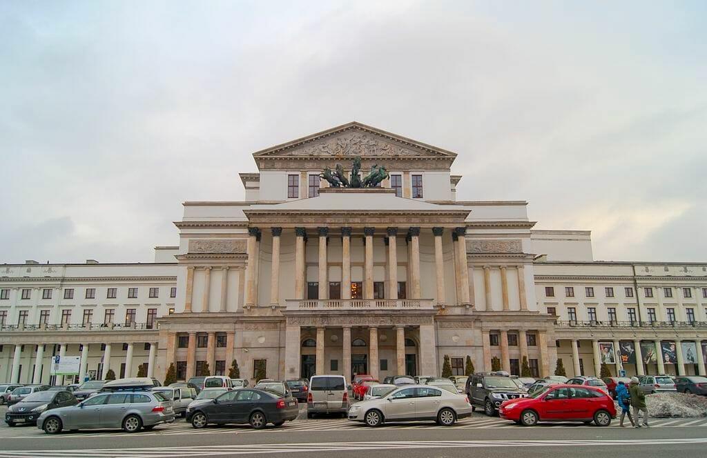 Raffles Europejski - a luxury hotel in Warsaw 2