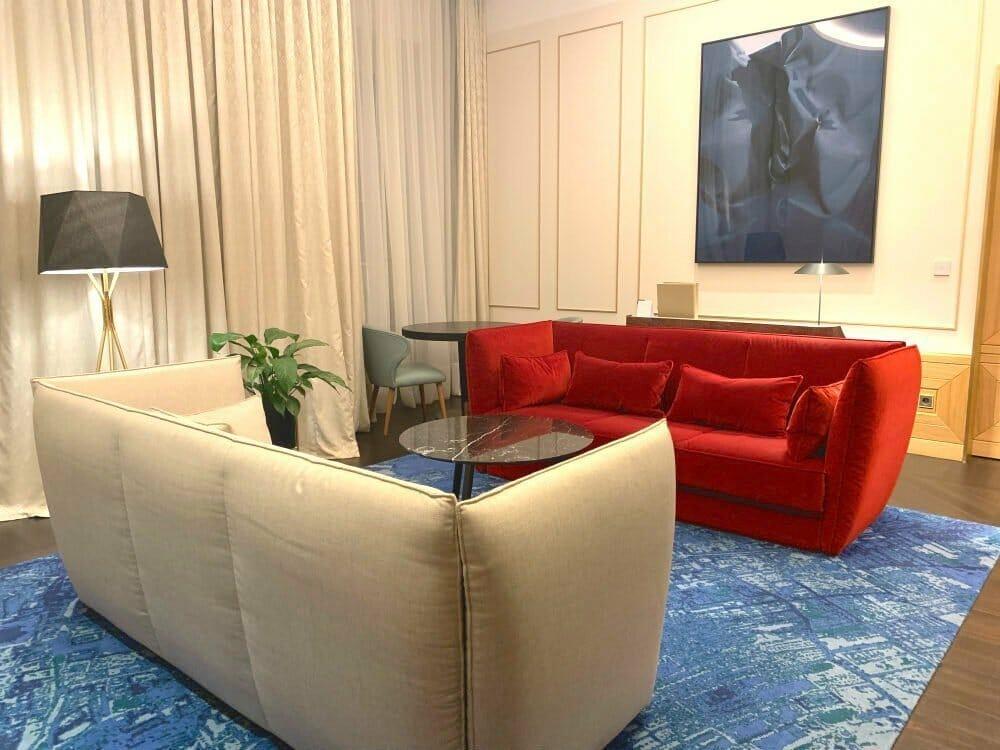 Raffles Europejski - a luxury hotel in Warsaw 3