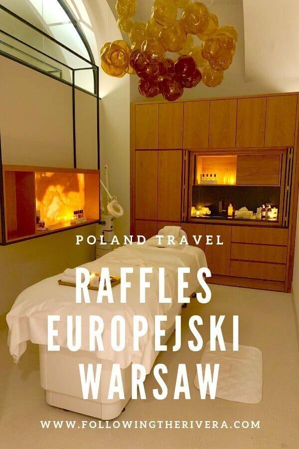 Raffles Europejski - a luxury hotel in Warsaw 12