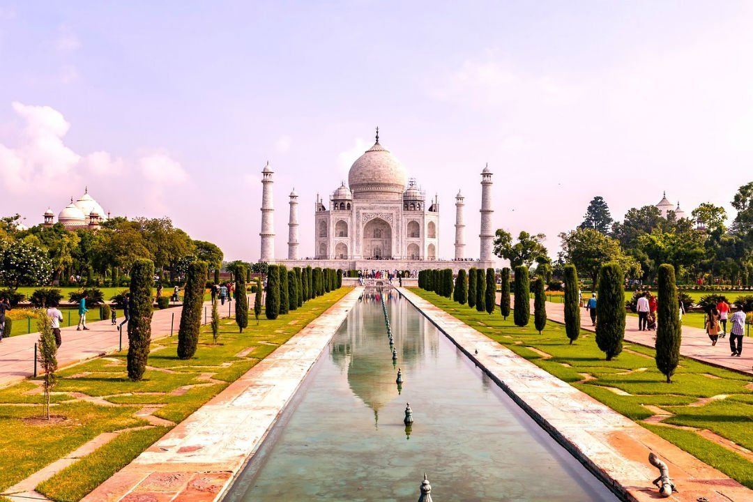 Luxury India tours 1