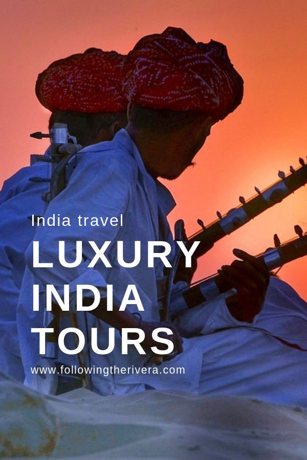 Luxury India tours 6