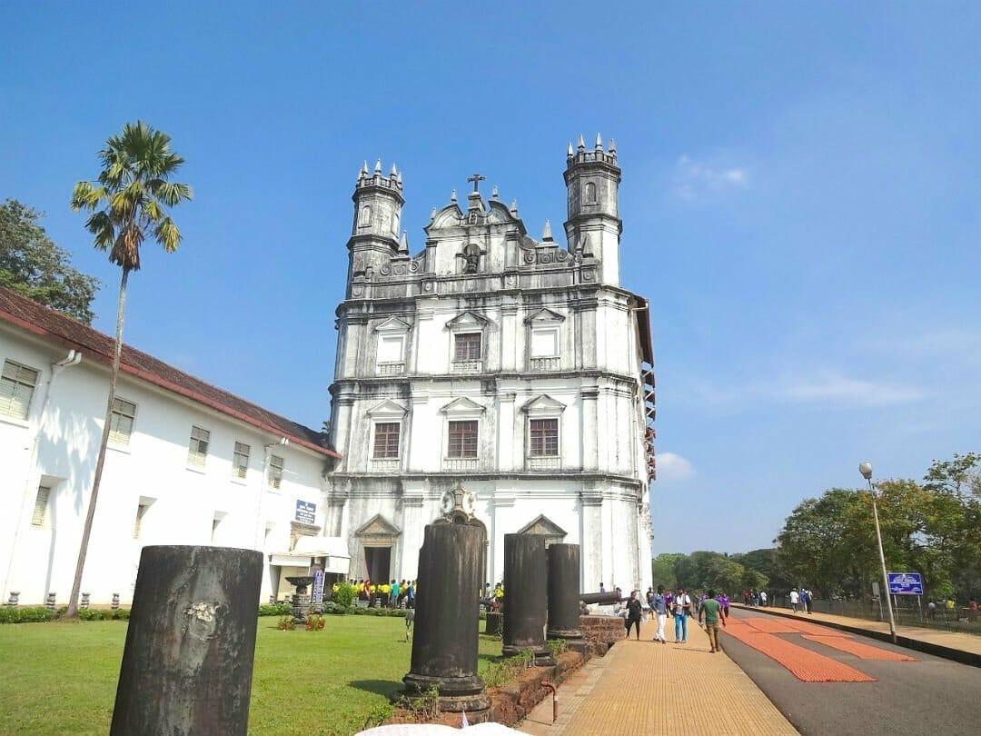 Luxury hotels in Goa 1