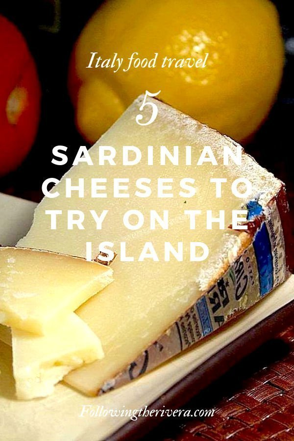 Sardinian cheeses you must try 3