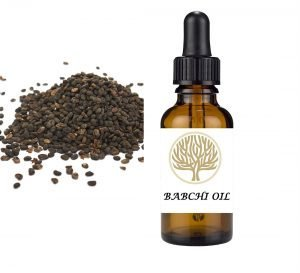 Bakuchiol products for traveling - EkoFace Babchi Oil