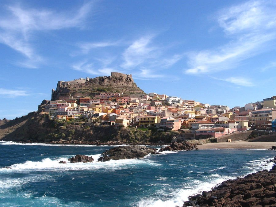 places in Sardinia - Castelsardo