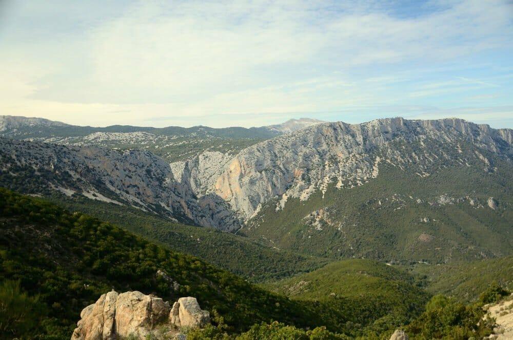 Gorroppu Gorge Sardinia - places to photograph in Sardinia