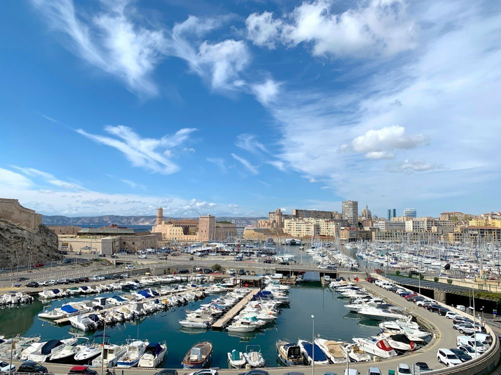 Marseille weekend - Marseille harbor