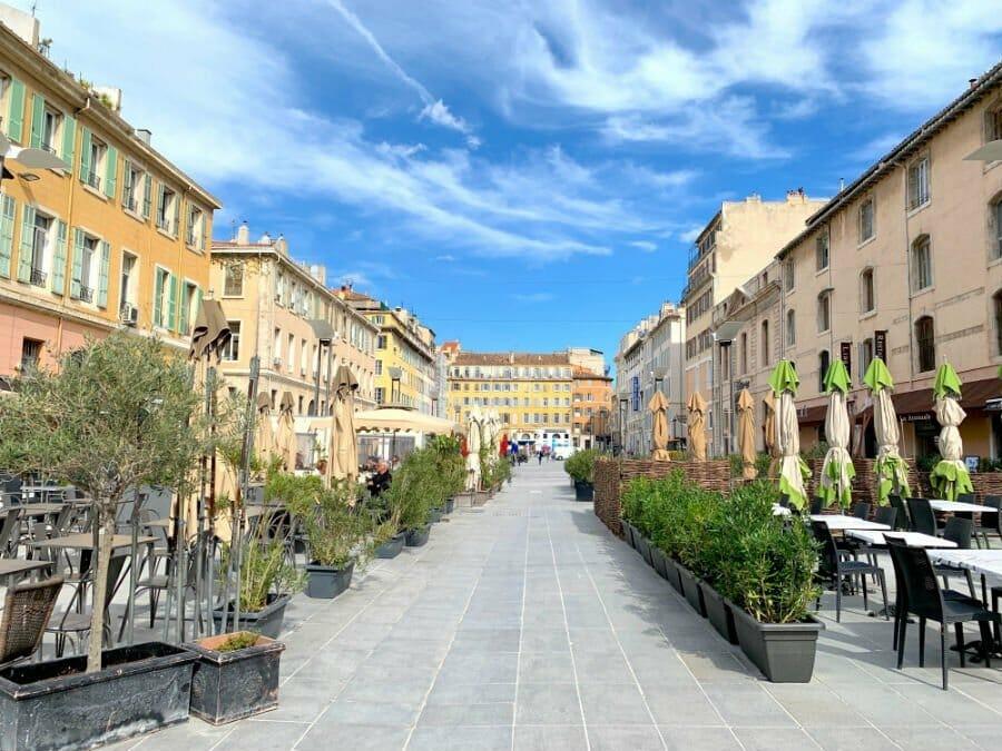 Marseille weekend - Marseille plaza