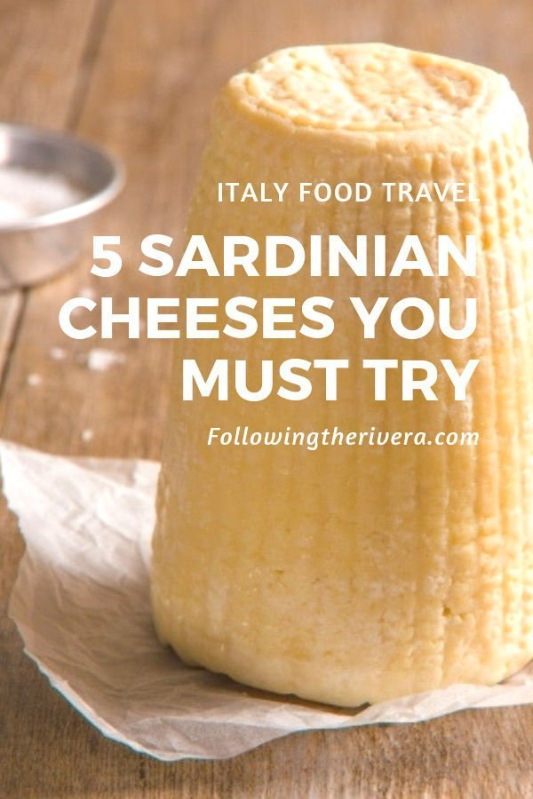 Sardinian cheeses you must try 4