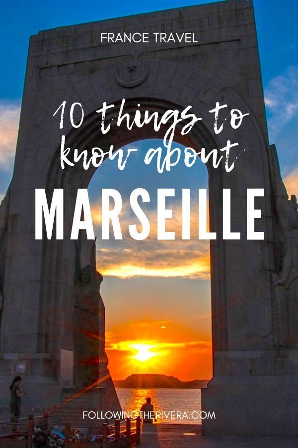 Things to know about Marseille - 10 tips for the first-time traveler 10