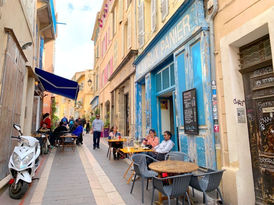 The 5 best Instagrammable spots in Marseille 1