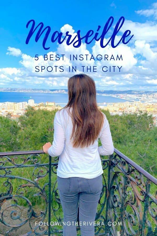 The 5 best Instagrammable spots in Marseille 8