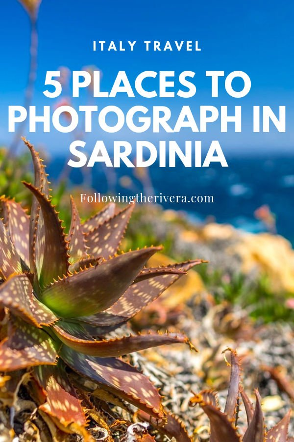 Sardinia photography: where to take the best photos in Sardinia 3