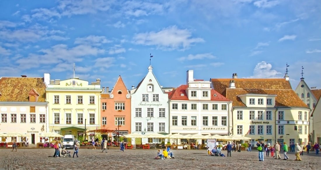 Luxury travel in Tallinn — 2 beautiful hotels in the city center 11