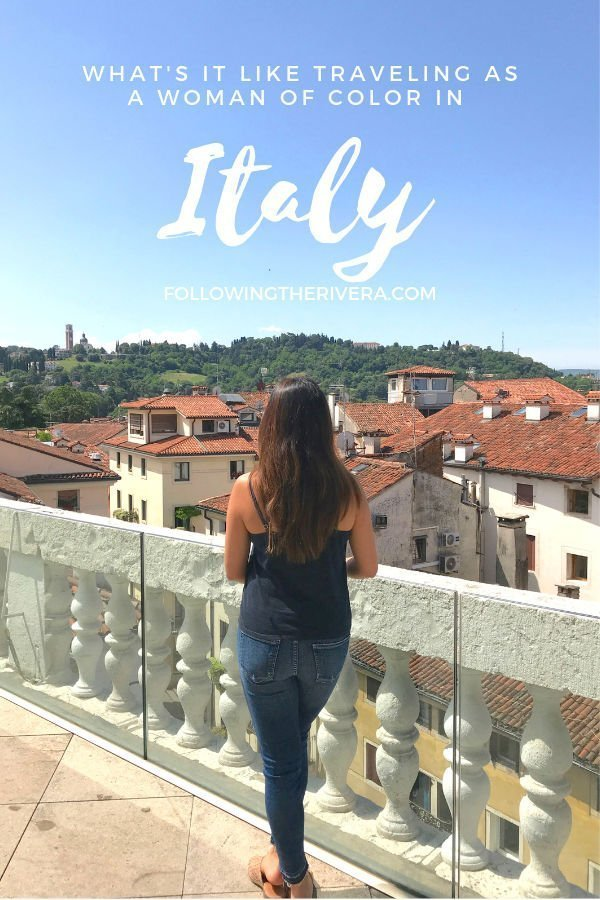 Traveling as a woman of color in Italy — 8 things to keep in mind 10
