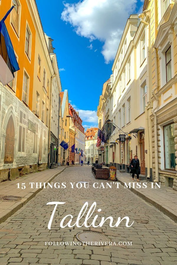 15 things in Tallinn you can't miss – the medieval, the memorial and the modern 14