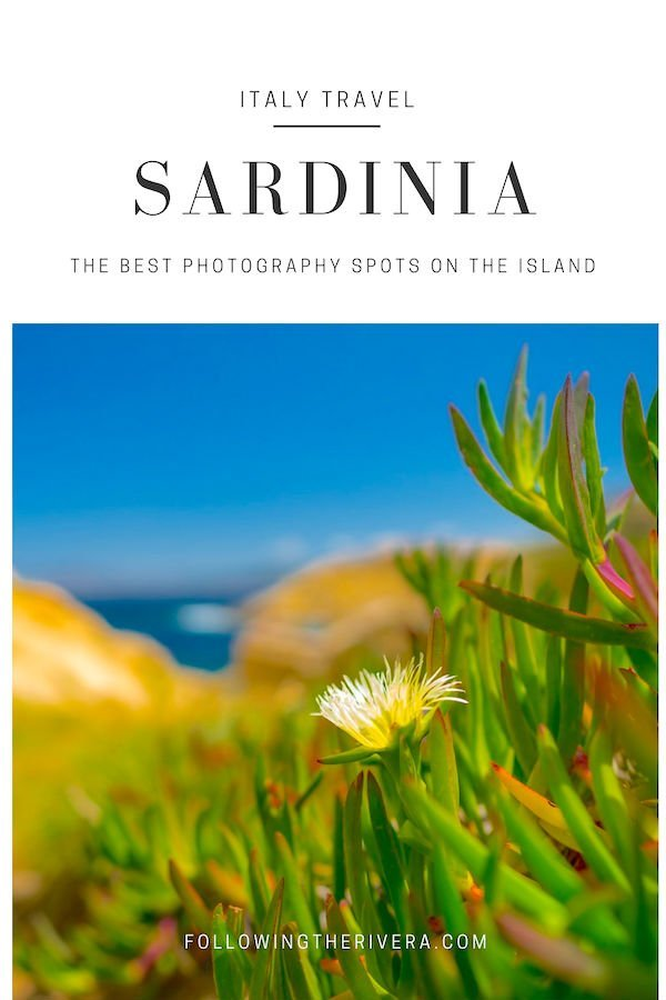 Sardinia photography: where to take the best photos in Sardinia 2