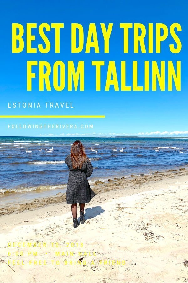4 easy beach day trips from Tallinn — under 1 hour from the city 8