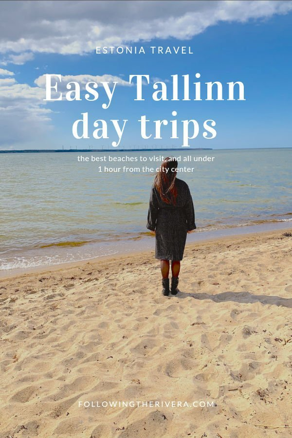 4 easy beach day trips from Tallinn — under 1 hour from the city 9