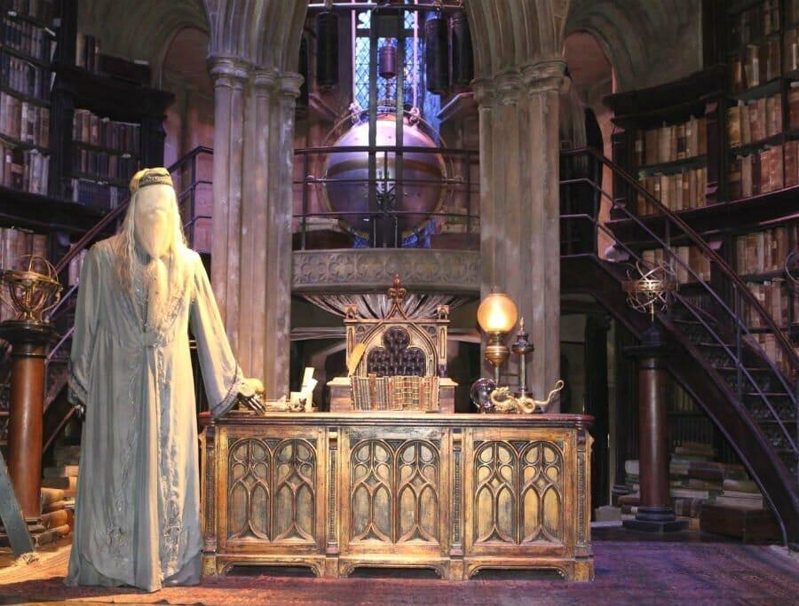 Harry Potter Warner Bros tour