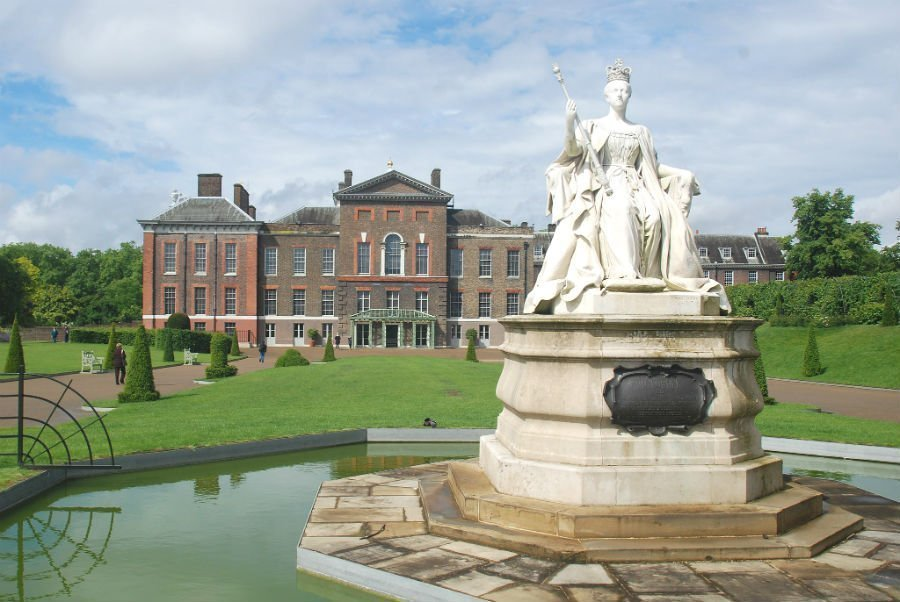 Best places to visit in London zone 1 - Kensington Palace