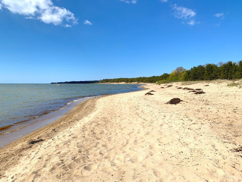 4 easy beach day trips from Tallinn — under 1 hour from the city 7